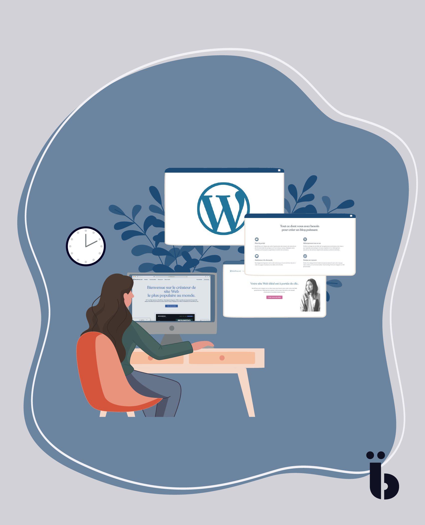 wordpress agence de communication baï-bao paris barcelone marseille